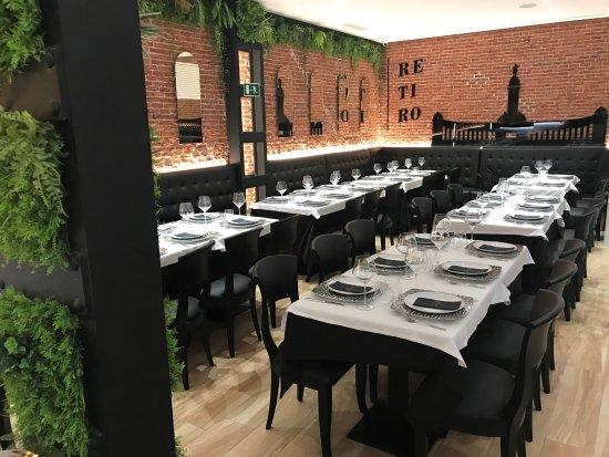 madrid grill sala retiro - Salaretiro