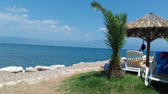 Petalidi, Greece: Widoki z plaży - bajka ;)