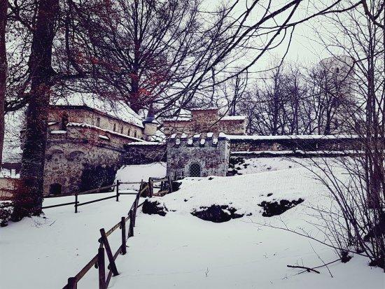 Lichtenstein, Nemecko: Зима