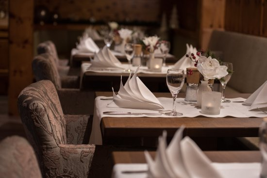 Amtzell, เยอรมนี: Restaurant Zirbelstube
