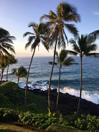 Poipu Makai : From the deck of unit C3