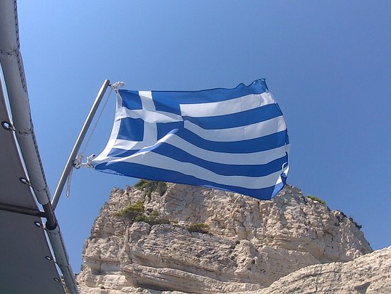 Лимни-Кери, Греция: Keri Caves