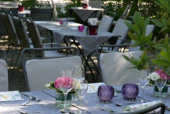 Amtzell, Alemanha: Sommer auf unserer Gartenterrasse