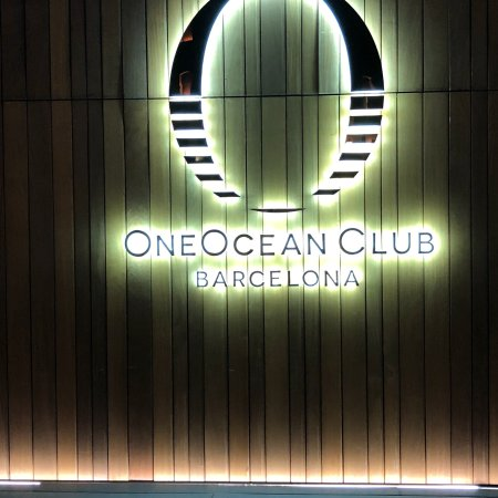 Oneocean club barcelona barceloneta restaurant reviews for Oneocean club barcelona