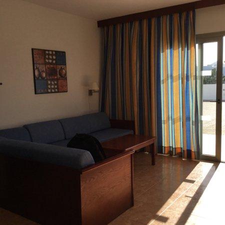 Hotel Floresta: Het appartement.