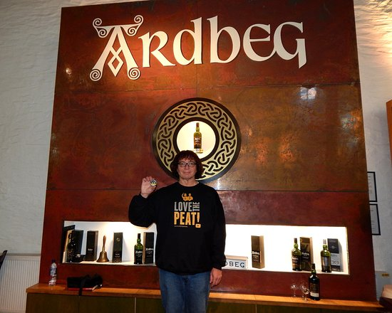 Ardbeg Distillery: Visitor Centre