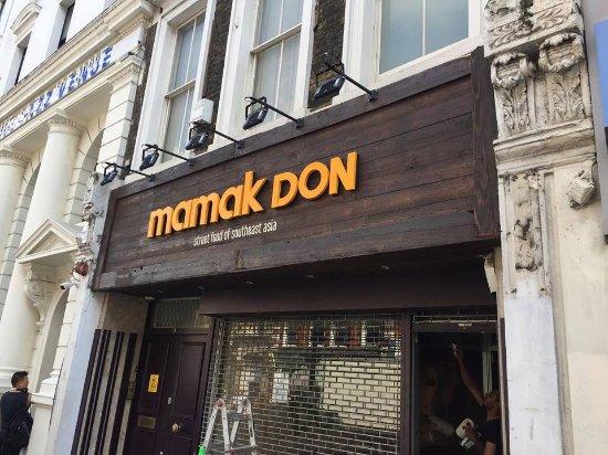 Authentic Halal Malaysian Food Review Of Mamak Don London England Tripadvisor