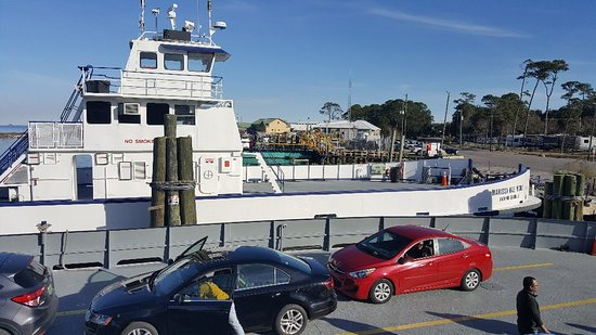 Mobile Bay Ferry: 20180125_152712_large.jpg