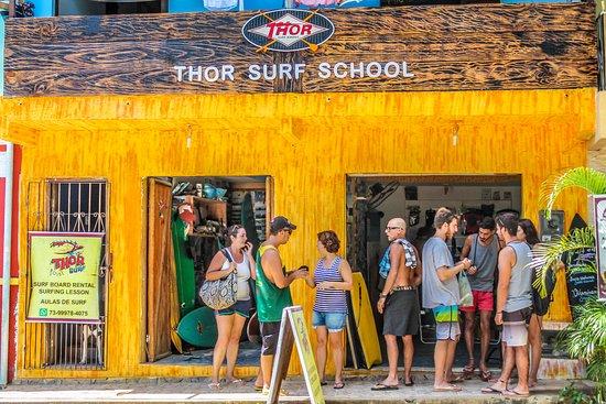 Thor Surf School