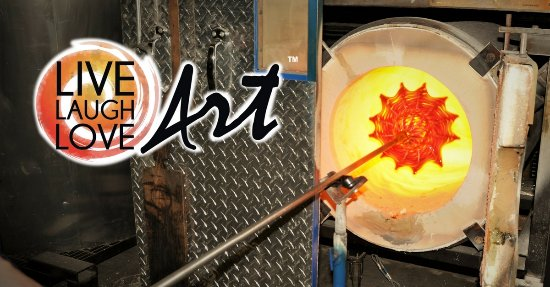 Tigard, OR: Glass Blowing
