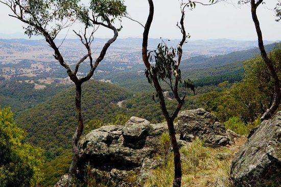 Hanging Rock Lookout