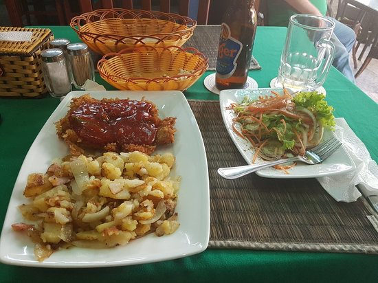 German Restaurant Haus Bremen Photo