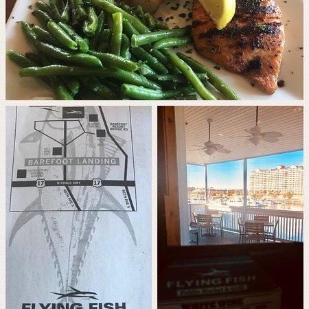 Flying Fish Restaurant North Myrtle Beach Sc