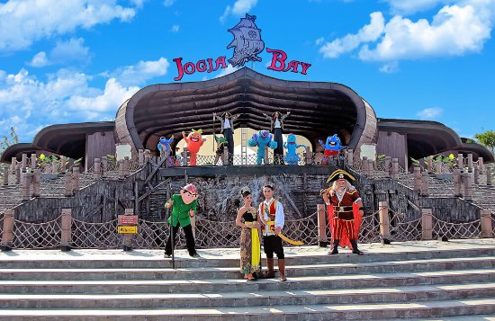 Jogja Bay Pirates Adventure Waterpark