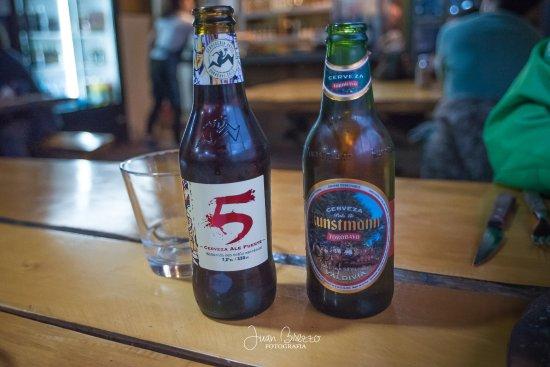 Pizzeria Reconquista: Cervezas
