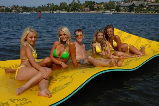 Come Check Out The Lake Austin Party Cove Picture Of