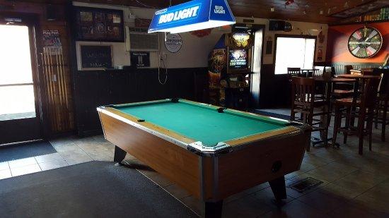 Pub 32: Pool Table