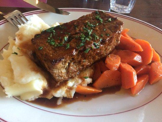 Presidio Social Club: Meatloaf - delicioso
