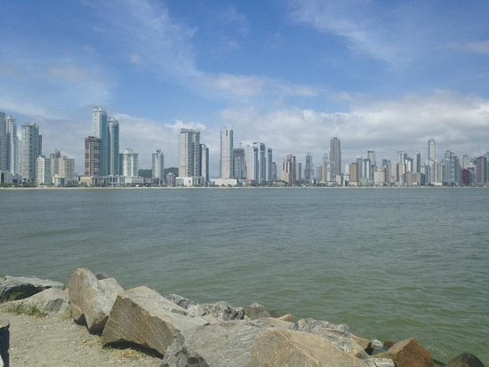 Molhe - Barra Sul : Vista
