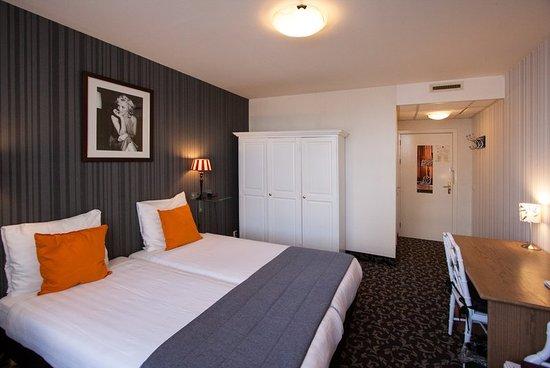 Uithoorn, Países Bajos: Guest room