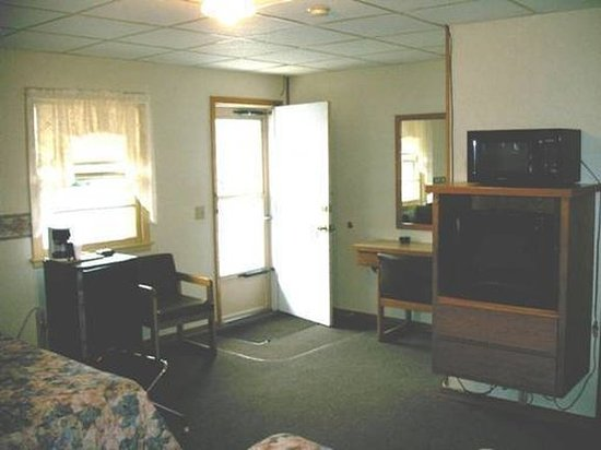 Long Prairie, MN: Guest room