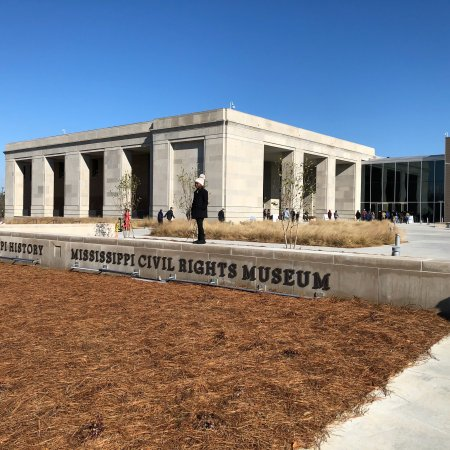 ‪Mississippi Civil Rights Museum‬