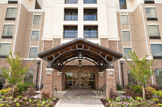 Staybridge Suites North Charleston: Exterior