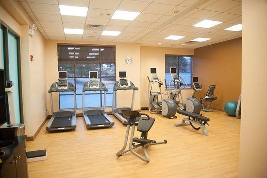 Health Club Picture Of Hilton Garden Inn Virginia Beach Town Center Virginia Beach Tripadvisor