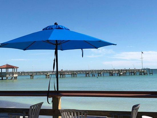 Shelburne, VT: Lunch in Key West
