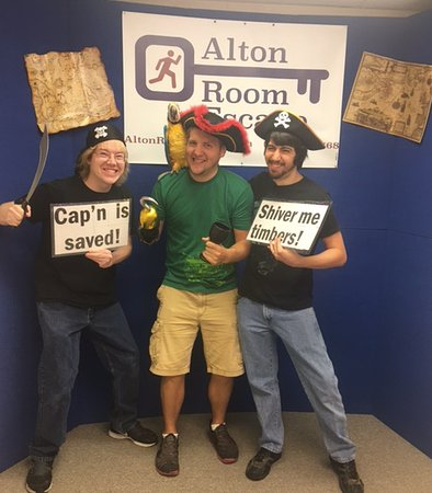 ‪Alton Room Escape‬