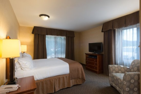Holiday Inn Steamboat Springs: Suite