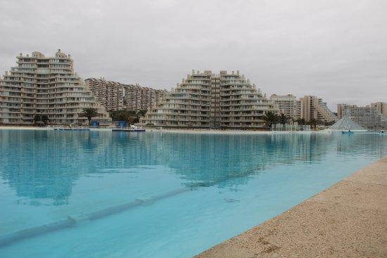 San Alfonso del Mar: Gigante la piscina