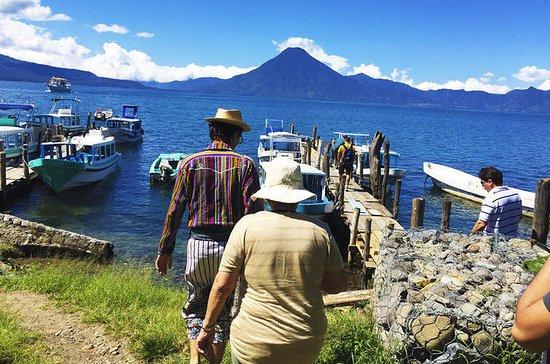 Lake Atitlan, Panajachel and Santiago Village Day Trip by Boat from...