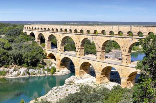 Provence Pont du Gard and Wine...