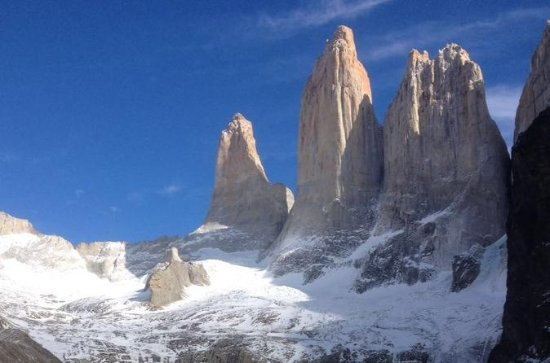 Torres del Paine Mountains Advanced...