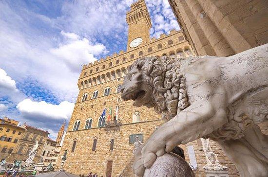 Hoppa över linjen: Uffizi Gallery och ...