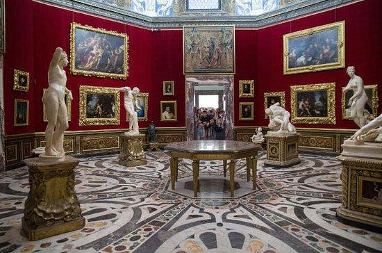 Evite las colas: Academia y la Galería de los Uffizi en un día