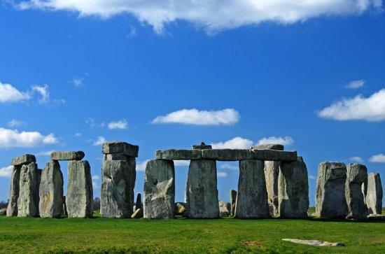 Stonehenge, Salisbury Cathedral and