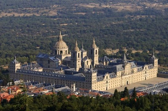 El Escorial Monastery and Valley of the...