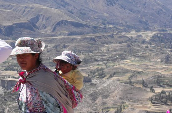 Colca Canyon 2-dagers tur fra Puno...