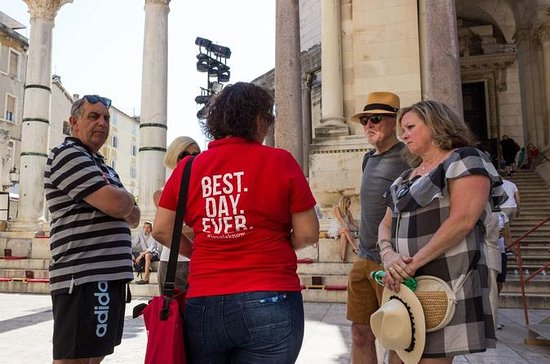 Split: War and History Walking Tour with Picnic in the Park