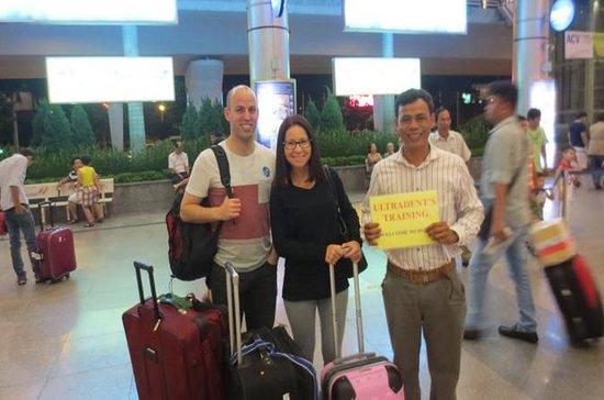 Hanoi Airport Transfer to the city center