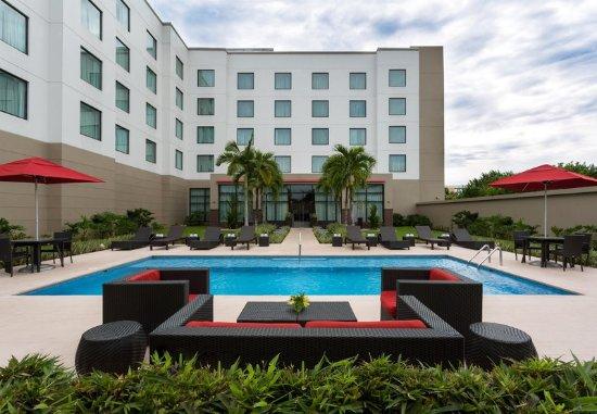 Courtyard Panama at Metromall Mall: Health club