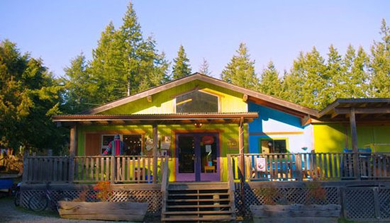Cortes Island, Canada: Cortes Natural Food Co-op