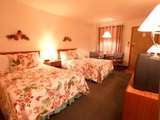 إفرايم موتل: Guest room
