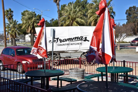 Banning, Californien: Gramma's - An Old Fashioned Place