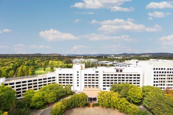 Crowne Plaza Hotel Canberra Tripadvisor