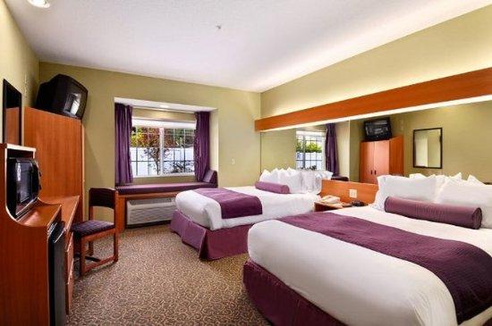 Elma, WA: Guest room