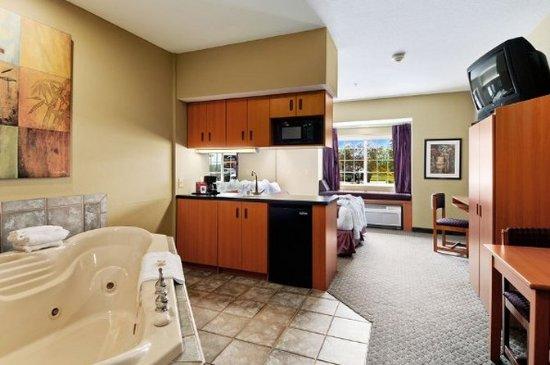 Elma, واشنطن: Guest room