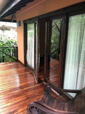 Rio Celeste Hideaway Hotel: Palapa
